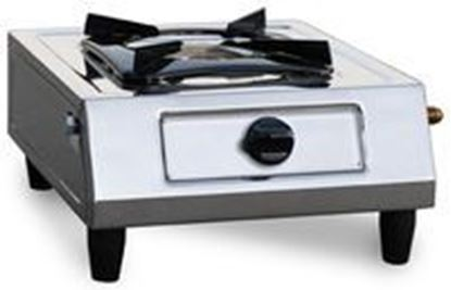 Picture of Single Burner Stainless Steel Stove, 90-6111
