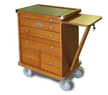 Picture of Hobby Roller Cabinet, GI-R530
