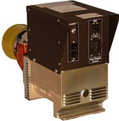 Picture of IMD 16,000 Watt Rated PTO Generator, PTO16/2-SAVR