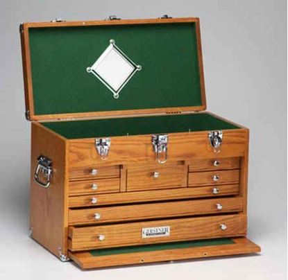 Picture of Red Oak Chest GI-530