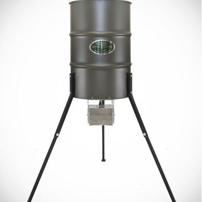 Picture of Spintech N55G12VD, 55 Gallon Low Profile Tripod Feeder