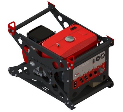 Picture of XCR105EV, Wanco 10kW Industrial Generator
