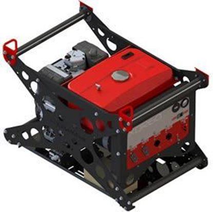Picture of XDR60EL, Wanco 6kW Diesel Generator