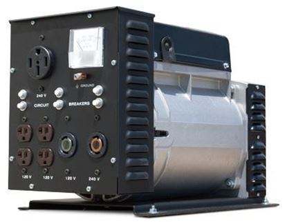 Picture of Voltmaster Belt Driven Generator, 12,000 Watt, AR120