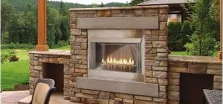 Picture for category Carol Rose Coastal Collection Outdoor Fireplaces