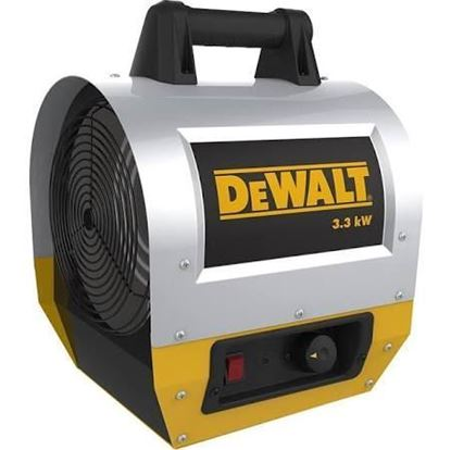 Picture of Dewalt Portable Forced Air Electric Heater, DXH330