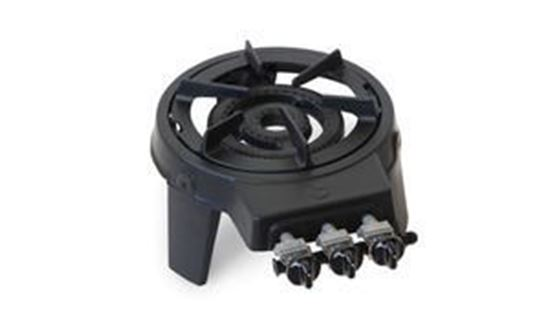 Picture Of Single Burner Heavy Duty Cast Iron Stove, 63 5100