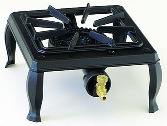 Attrayant 63 5111 Single Burner Cast Iron Stove