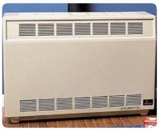 Picture of Console Vented Room Heater, RH25
