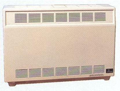 Picture of Console Vented Room Heater,  RH35