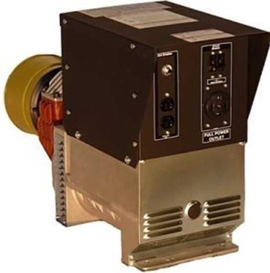 Picture of IMD 16,000 Watt Rated PTO Generator, PTO16/2-SAVR