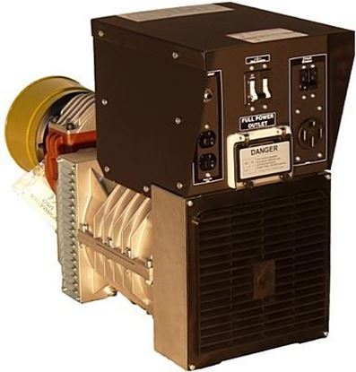Picture of IMD 22,000 Watt Rated PTO Generator, PTO22/2-S
