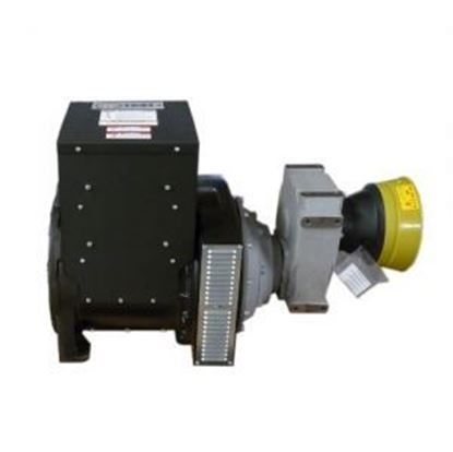 Picture of IMD 50,000 Watt Rated PTO Generator, PTO50/4-SAVR