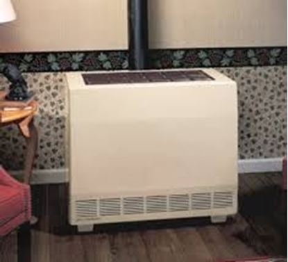 Picture of Closed Front Console Vented Room Heater, RH65C