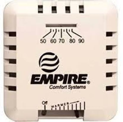 Picture of Wall Thermostat, 24-volt, T24V
