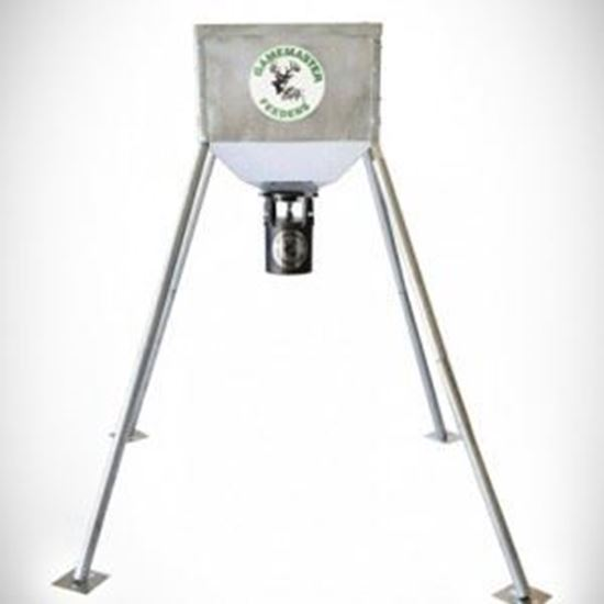Picture of Spintech GM285, Gamemaster 285lb. Capacity 6 Volt Feeder