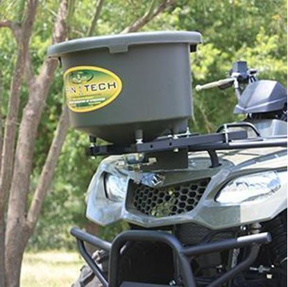 Picture of Spintech 40ATVSFP, 40 lbs. ATV/UTV Spreader/Feeder