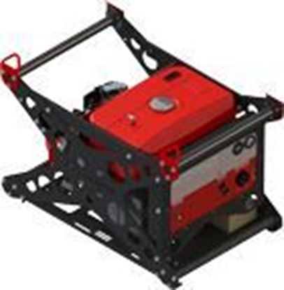 Picture of XTP50E, Wanco 5kW Three Phase Generator