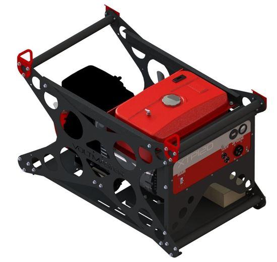 XTP120E, Wanco 12kW Three Phase Generator
