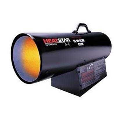 Picture of HeatStar Forced Air Natural Gas Torpedo Heater, HS170FAN, F170180