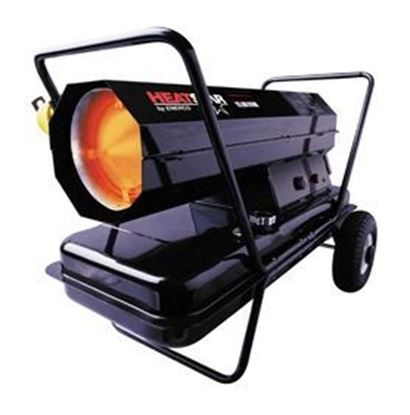 Picture of HeatStar Portable Forced Air Kerosene Heater, HS125KT, 125,000 BTU, F170325