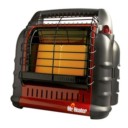 Picture of Mr. Heater MH18B Big Buddy Heater, F274800, 18,000 BTU
