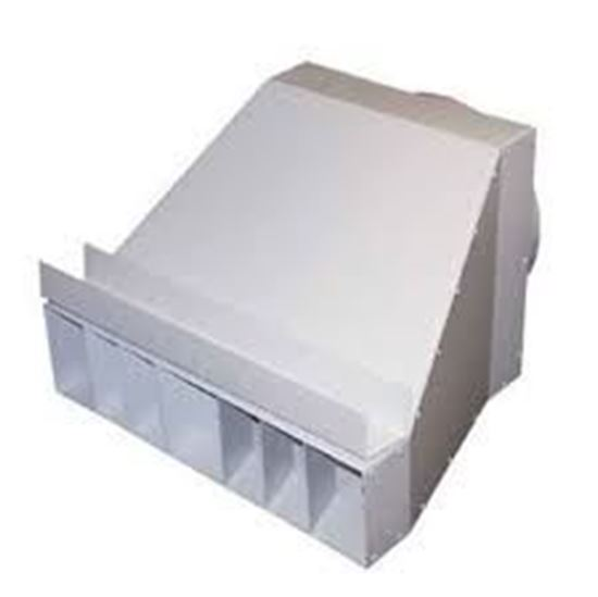 Picture of Duct Diffuser, THCP-DD12 (use with THC-85 & THC-175)