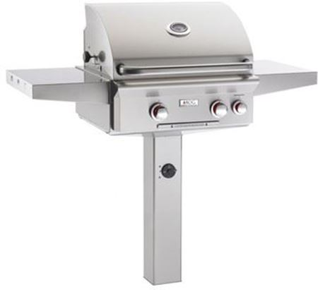 Picture for category American Outdoor Grill, In-Ground Post/Patio Post Grills