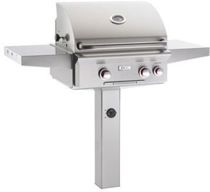 in ground gas grill, 24ngl
