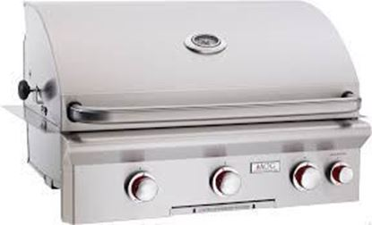"Picture of American Outdoor Grill, 30"" Built In Grill, 30NBL"