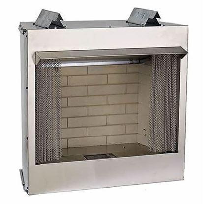 Picture of Carol Rose Premium Outdoor Firebox 36