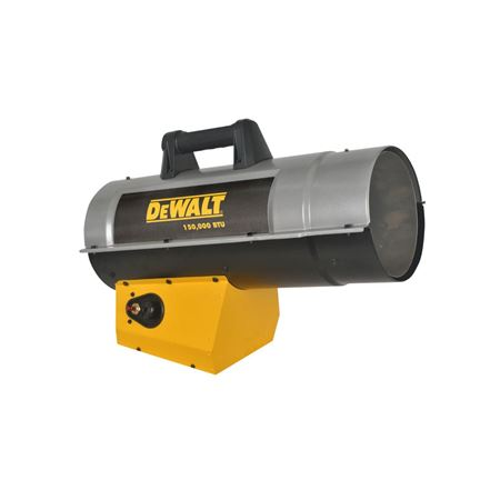Picture for category Dewalt Portable Forced Air Propane Heaters