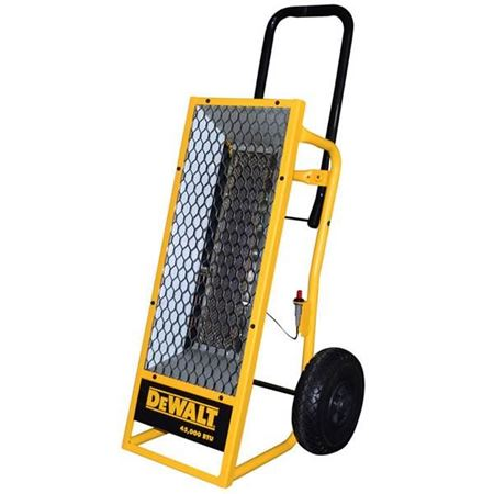Picture for category Dewalt Portable Radiant Heaters