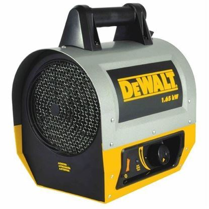 Picture of Dewalt Portable Forced Air Electric Heater, DXH165