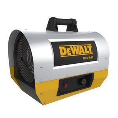 Dewalt Portable Forced Air Electric Heater DXH1000TS  sc 1 st  Venture Marketing Group & Dewalt Portable Electric Heaters. Venture Marketing gas logs ...