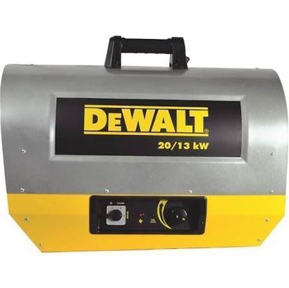 Picture of Dewalt Portable Forced Air Electric Heater, DXH2000TS