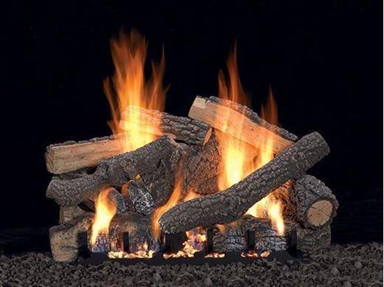 Ponderosa Gas Logs Vent Free Burner Venture Marketing