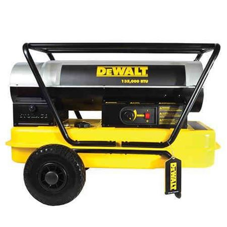 Picture for category Dewalt Portable Forced Air Kerosene Heaters