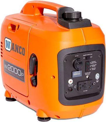 wanco inverter wi2000p
