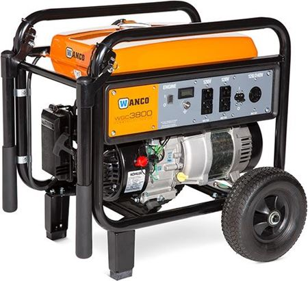 Picture for category Wanco Portable Commercial Generators