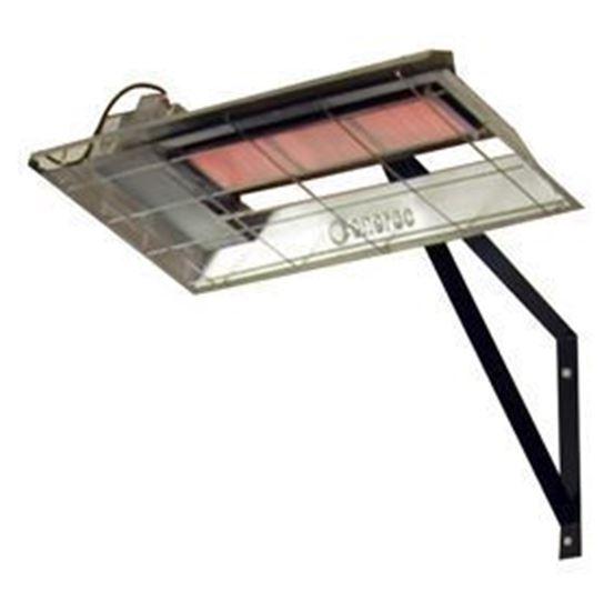 Propane Radiant Heater >> Heatstar Garage Infrared Radiant Heater Propane Hs25l