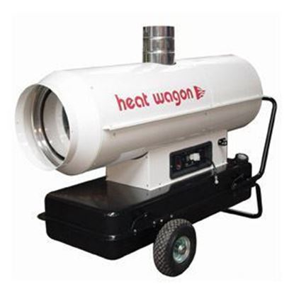 HVF2100 indirect fired forced air heater