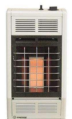 SR10W ventless heater