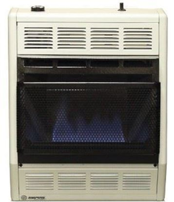 BF20W vent free heater