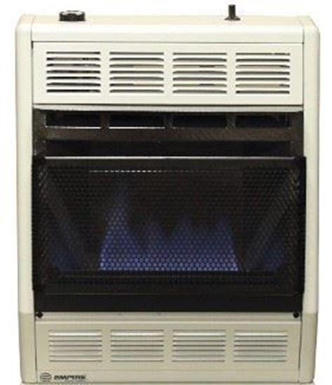 BF20W vent free heater